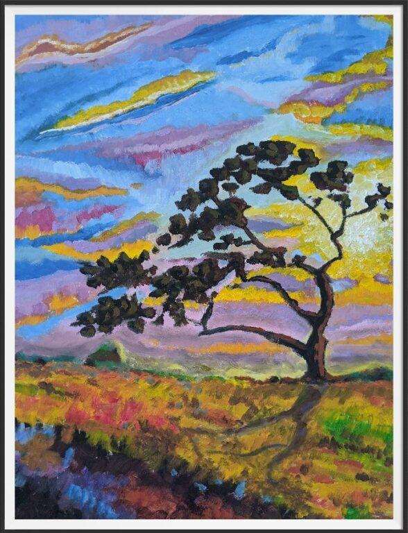 Paso-Robles-Oak-oil-painting