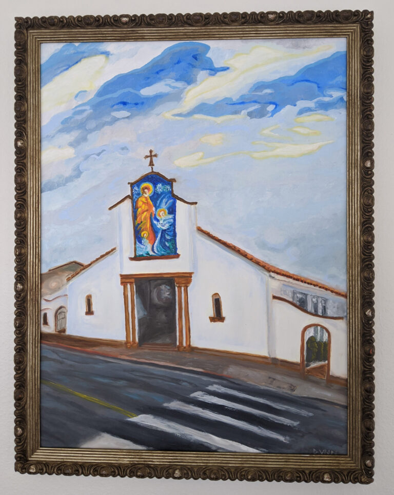saint vianney church balboa california