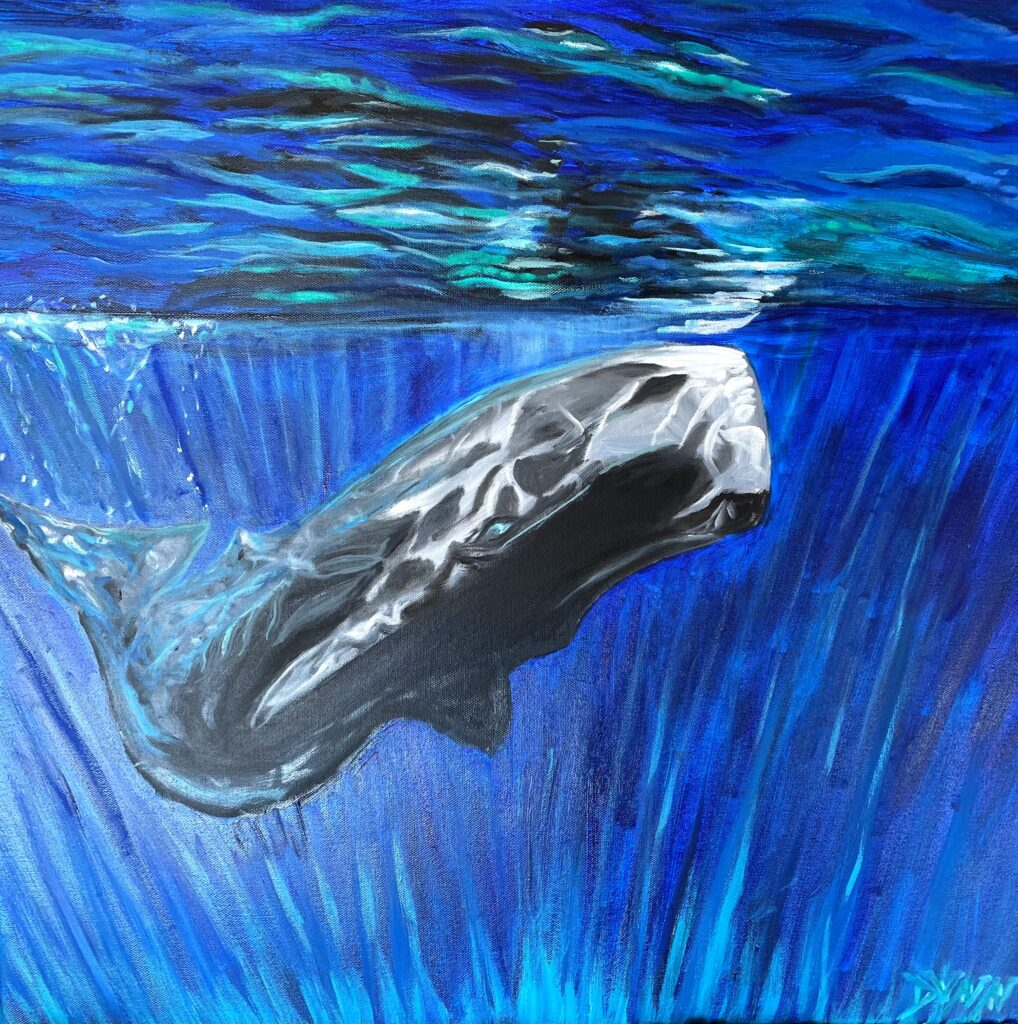 whale moby dick ahab ishmael